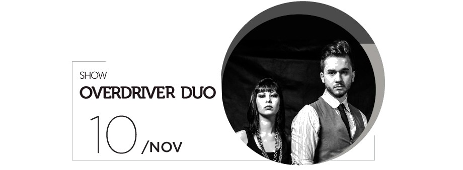 Overdriver Duo
